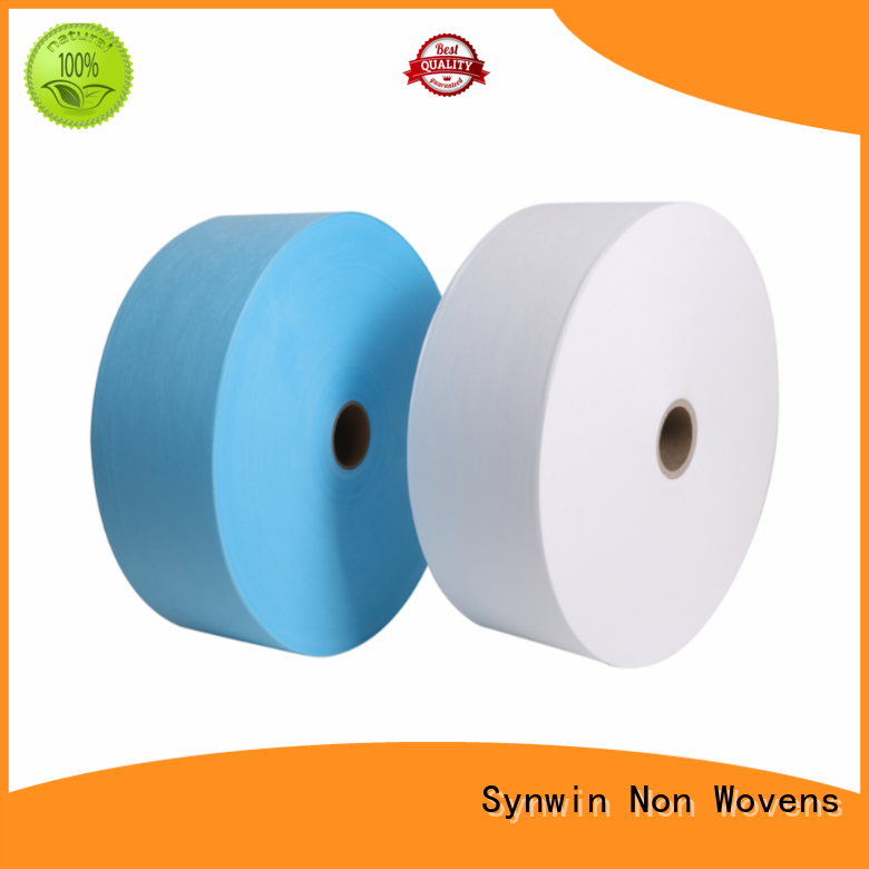Synwin woven polypropylene fabric customized for tablecloth