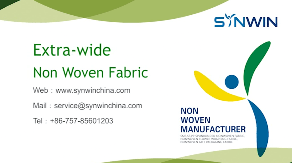 Extra-wide Non Woven Fabric
