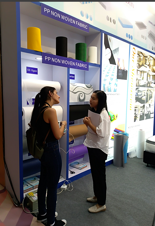 Synwin Non Wovens-FMC2018 SHANGHAI | Nonwoven Product Industries-2