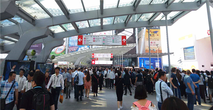 Synwin Non Wovens-Synwin Shows On 124th Canton Fair guangzhou | News-1