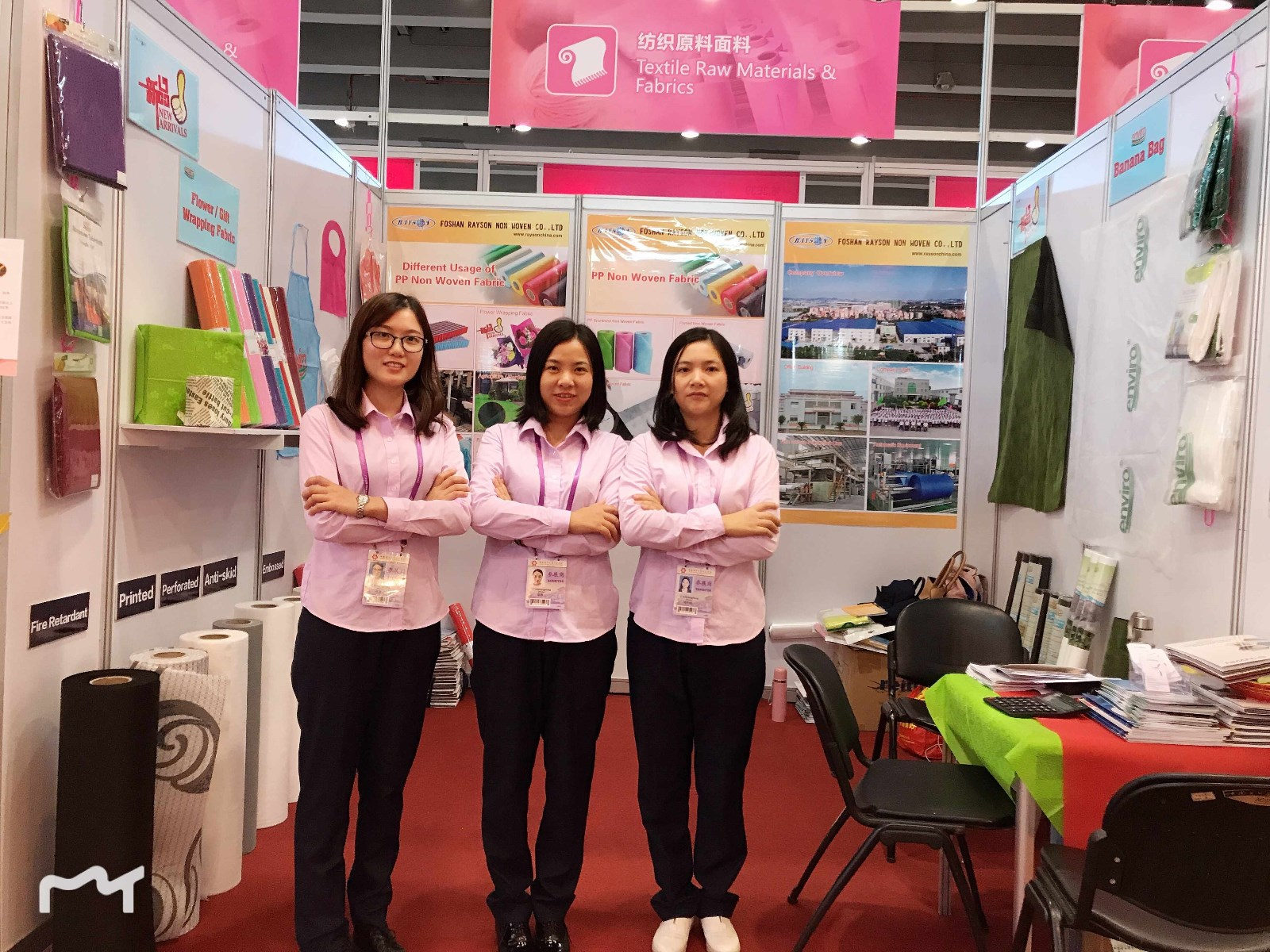 Synwin Non Wovens-Synwin Shows On 124th Canton Fair guangzhou | News-8