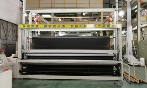 Synwin Non Wovens-Read The First Only 42m Non-woven Fabric Production Line In China News