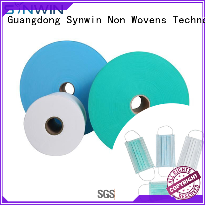 Synwin industrial woven polypropylene fabric manufacturer for home
