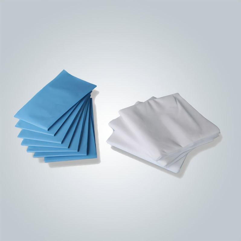 Hygienic and Water-proof Non Woven Medical Bed Sheet
