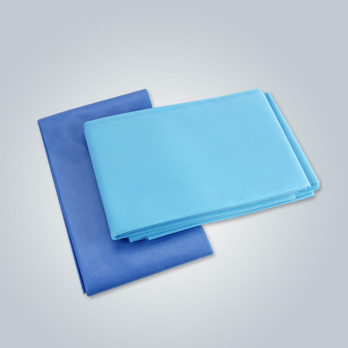 China wholesale pp non woven bedsheet for patient