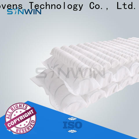 Custom polypropylene non woven mattress factory for packaging