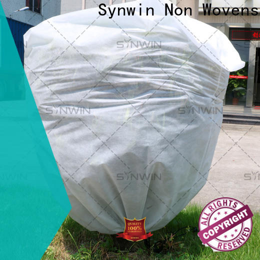 Synwin Best non woven fabric plant suppliers for hotel