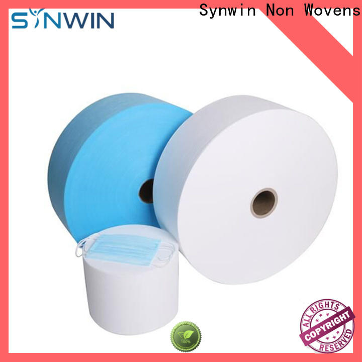 Synwin High-quality dust mask material manufacturers for hotel