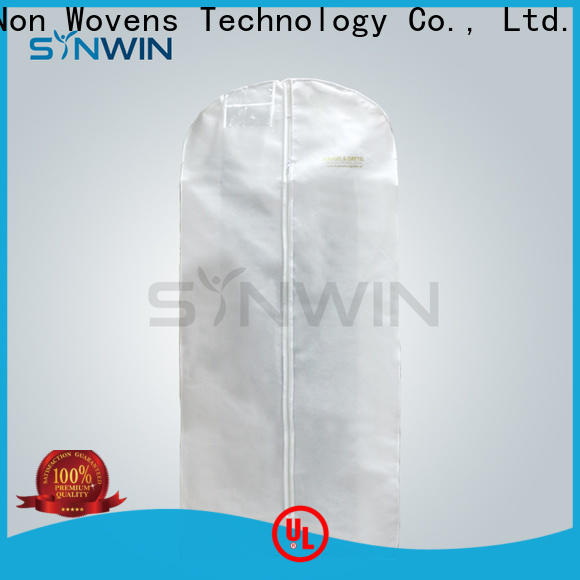 Synwin garment non woven manufacturer supply for packaging