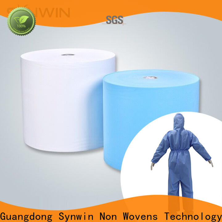 Synwin New cotton medical gowns factory for wrapping
