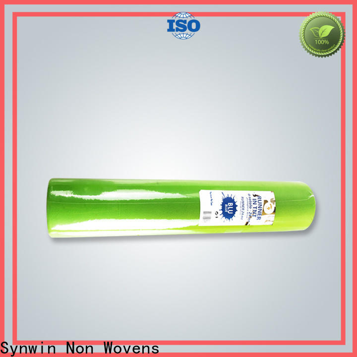 Synwin runner cheap table runners manufacturers for tablecloth