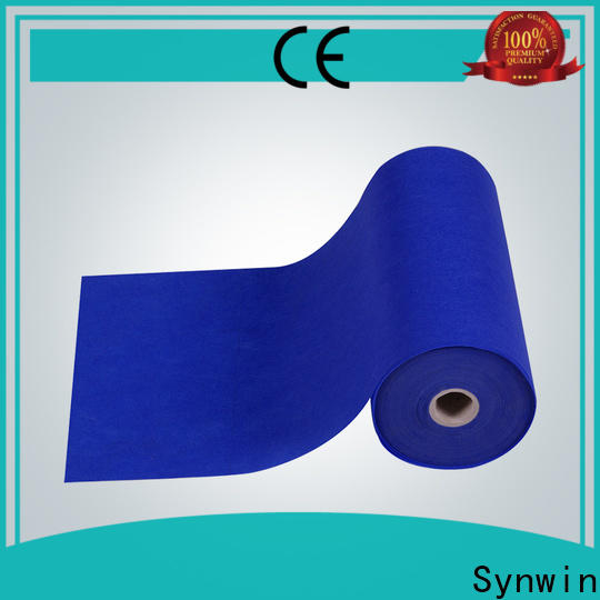 Synwin woven non woven polypropylene factory for packaging