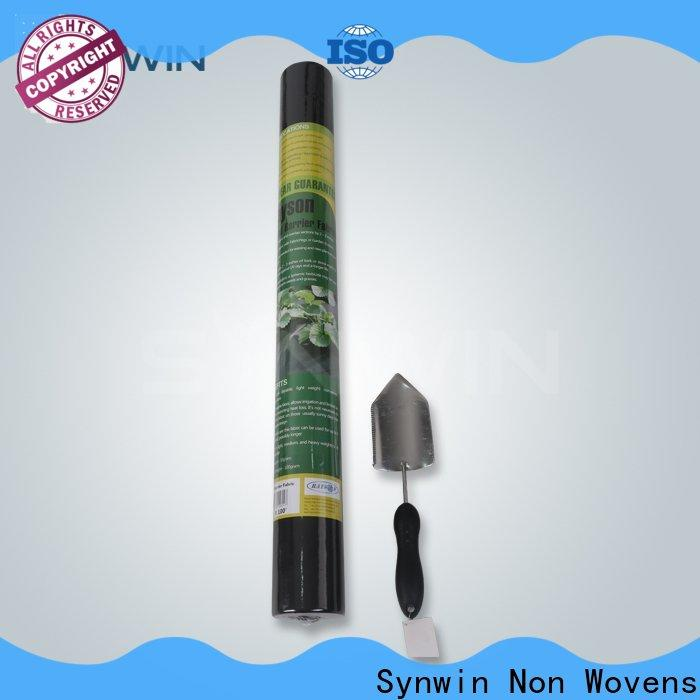 Synwin Latest woven vs non woven landscape fabric for business for outdoor