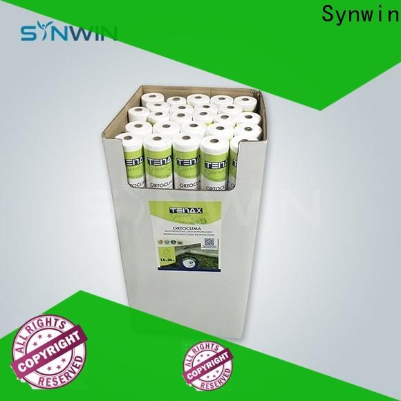 Synwin swag009 what is non woven fabric factory for outdoor