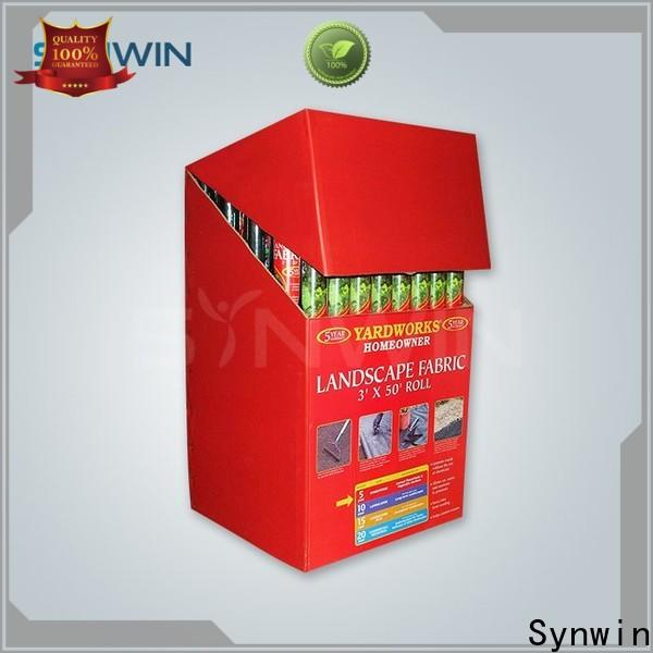 Synwin swag002 what is non woven fabric for business for farm