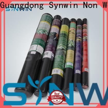 Synwin Wholesale non woven fabric examples suppliers for outdoor
