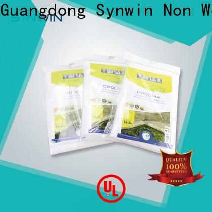 Synwin Latest non woven polyester fleece manufacturers for hotel