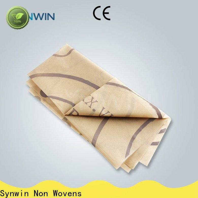 Synwin Top non woven fabric tablecloth for business for tablecloth