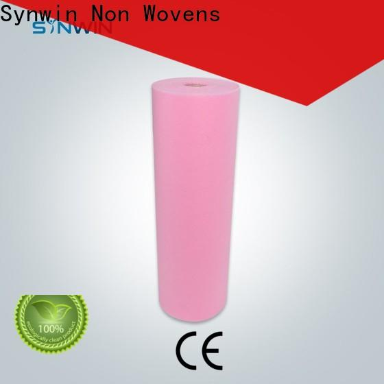 Synwin High-quality pp spunbond nonwoven fabric supply for wrapping