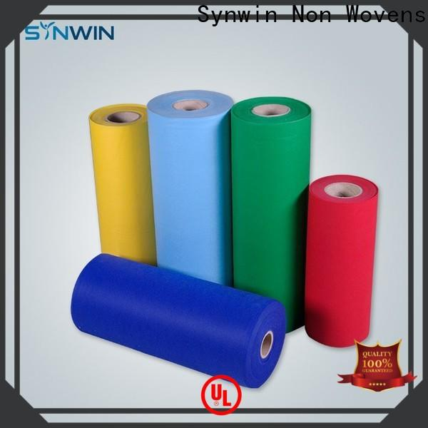 Synwin New pp non woven fabric company for packaging