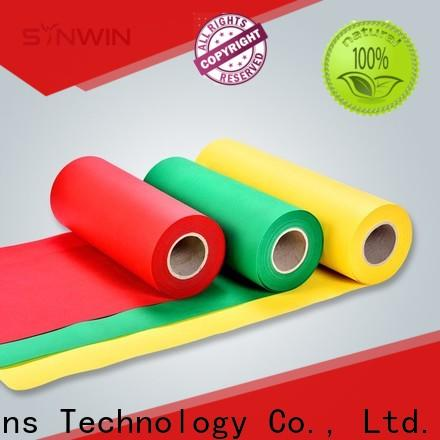 Synwin Latest pp non woven suppliers for household