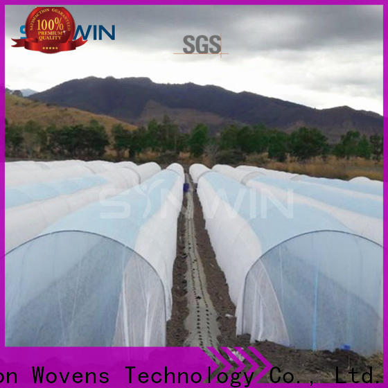 Synwin fabric hydrophilic non woven fabric factory for home