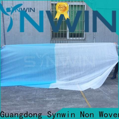 Synwin Best commercial grade landscape fabric supply for outdoor