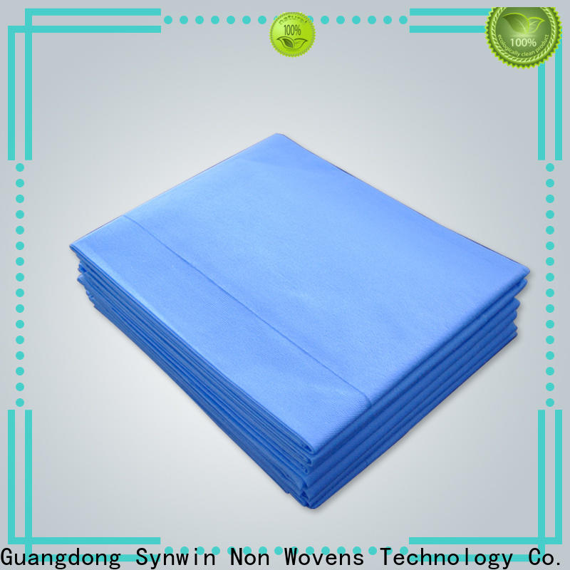 Synwin pp non woven bed sheet manufacturers for tablecloth
