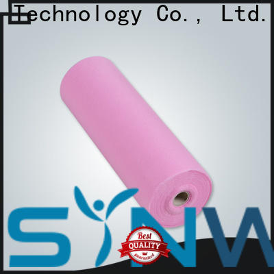 Synwin Best disposable bed sheets manufacturers for tablecloth