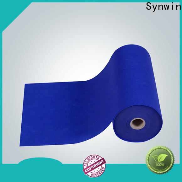 Synwin High-quality non woven polypropylene company for household