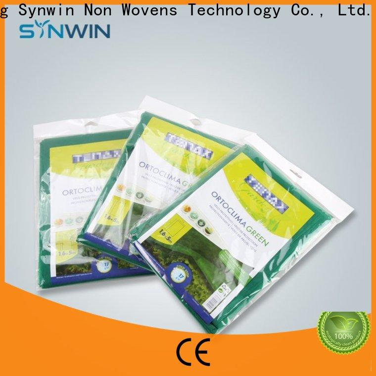 Synwin agriculture non woven fabric manufacturers for tablecloth