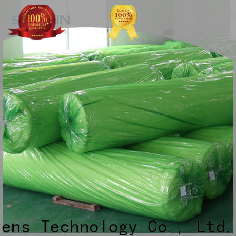 New ground fabric non supply for farm