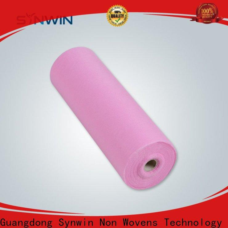 Synwin Wholesale spunbond polypropylene suppliers for home