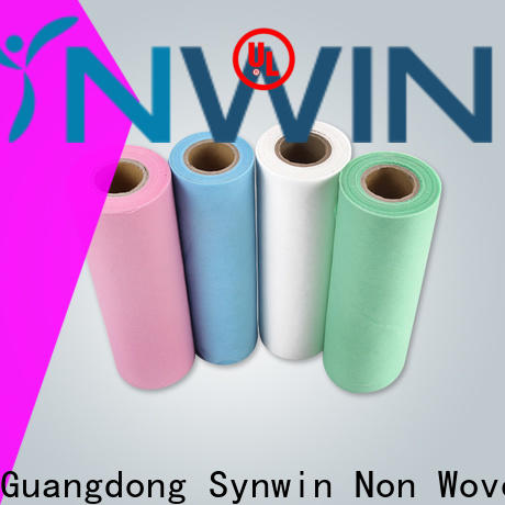 Synwin High-quality disposable bed sheets company for hotel