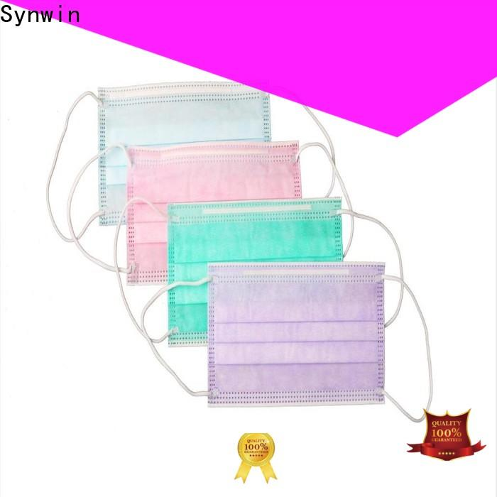 Synwin Wholesale medical mask material factory for home