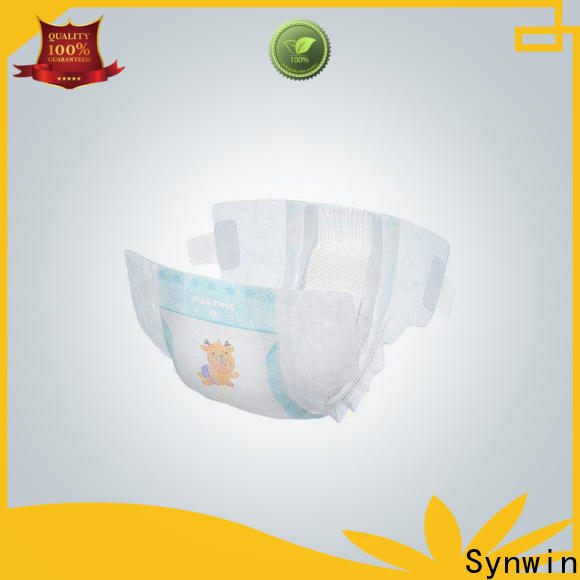 Synwin Top non woven polypropylene bags company for packaging