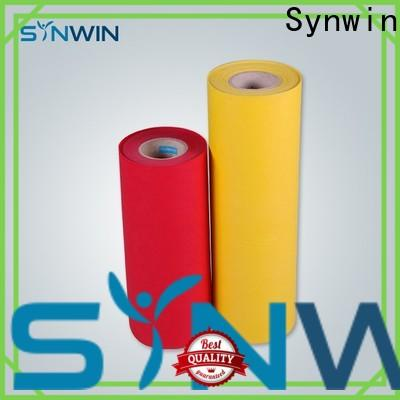 Synwin hospital pp non woven fabric manufacturer suppliers for packaging