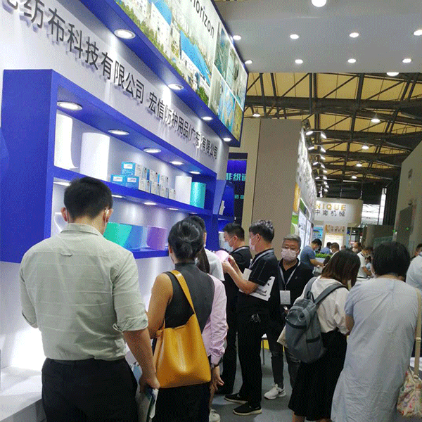 news-Synwin-The 2020 China International Industrial Textiles and Nonwovens Exhibition-img