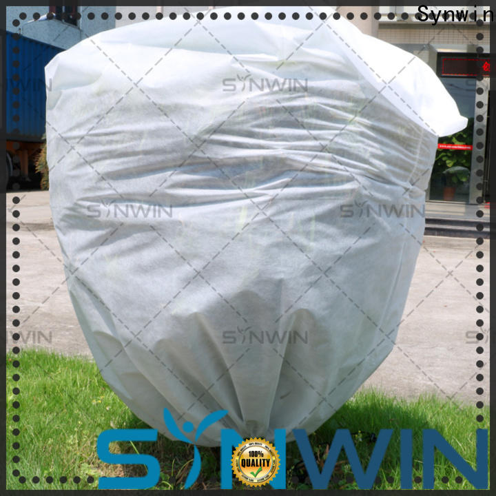 Synwin swag003 non woven fabric plant manufacturers for hotel