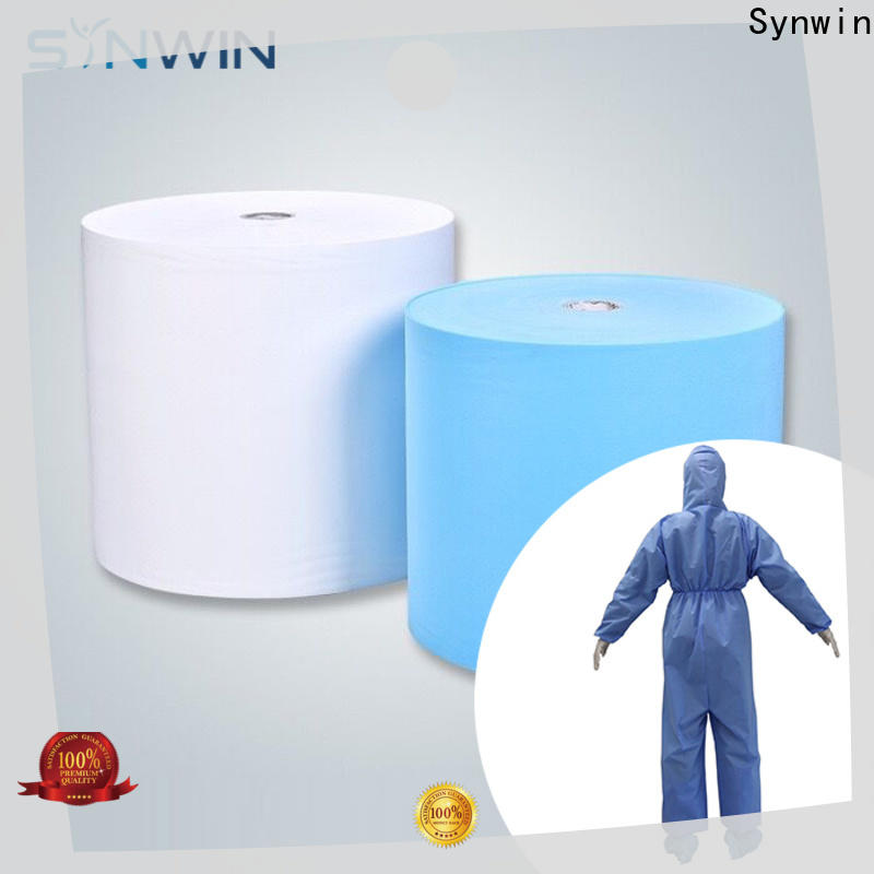 Synwin Best cotton medical gowns manufacturers for household