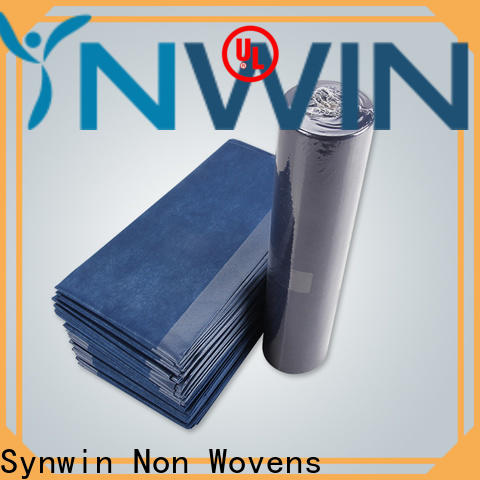 New disposable hospital sheets roll supply for home