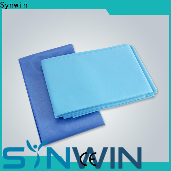 Wholesale disposable hospital sheets bedsheet supply for tablecloth