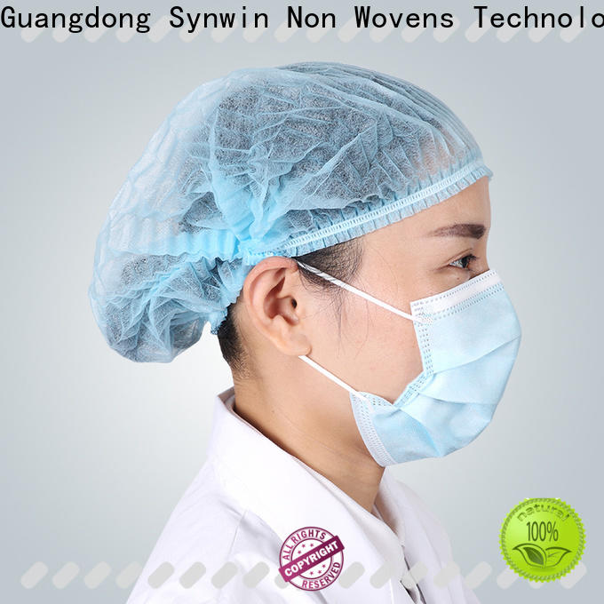 Synwin Wholesale plastic cap making machine price company for doctor