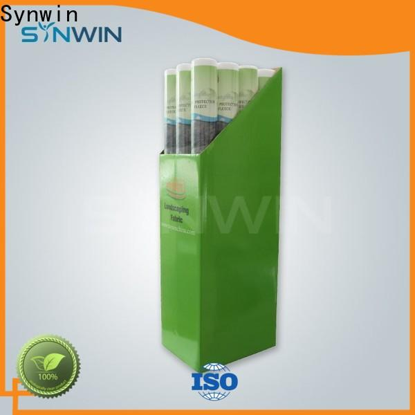 Synwin swag0010 woven vs non woven landscape fabric for business for outdoor