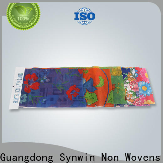 Synwin swfu001 best fabric for sofa factory for tablecloth