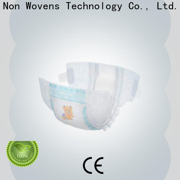 Synwin Latest non woven fabric for diaper for business for packaging