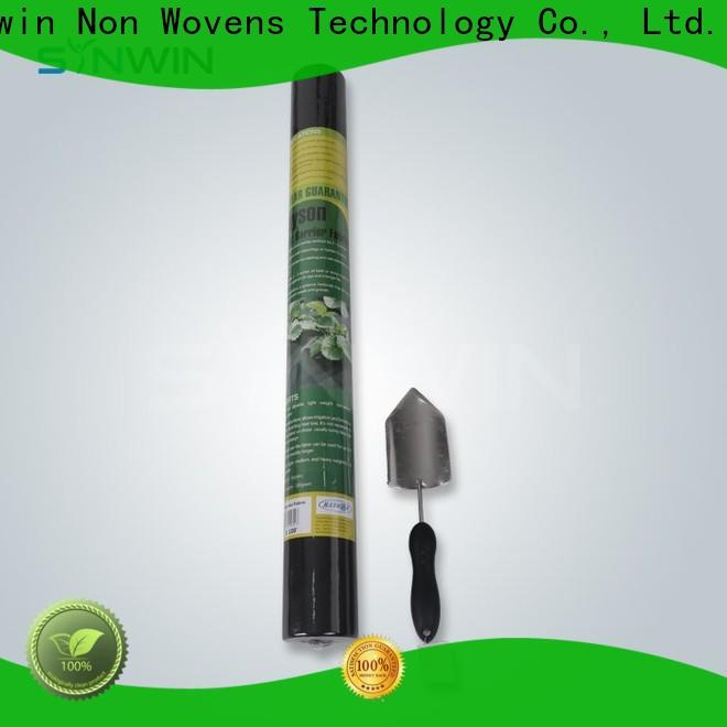 Latest quality non woven fabric weed supply for farm