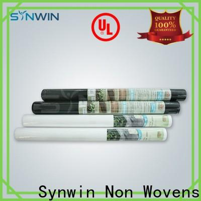 Synwin swag001 non woven fabric manufacturer in China company for outdoor