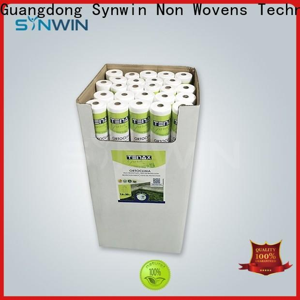Synwin swag0010 quality non woven fabric suppliers for garden