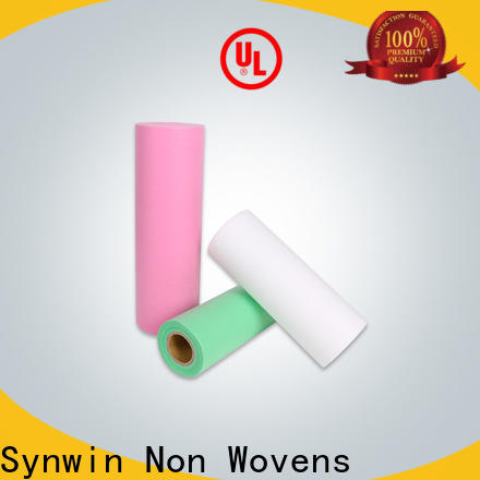 Synwin Best sms spunbond suppliers for hotel